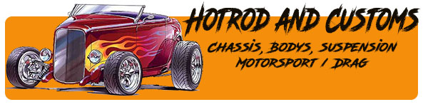 Hotrod and custom car fabrications